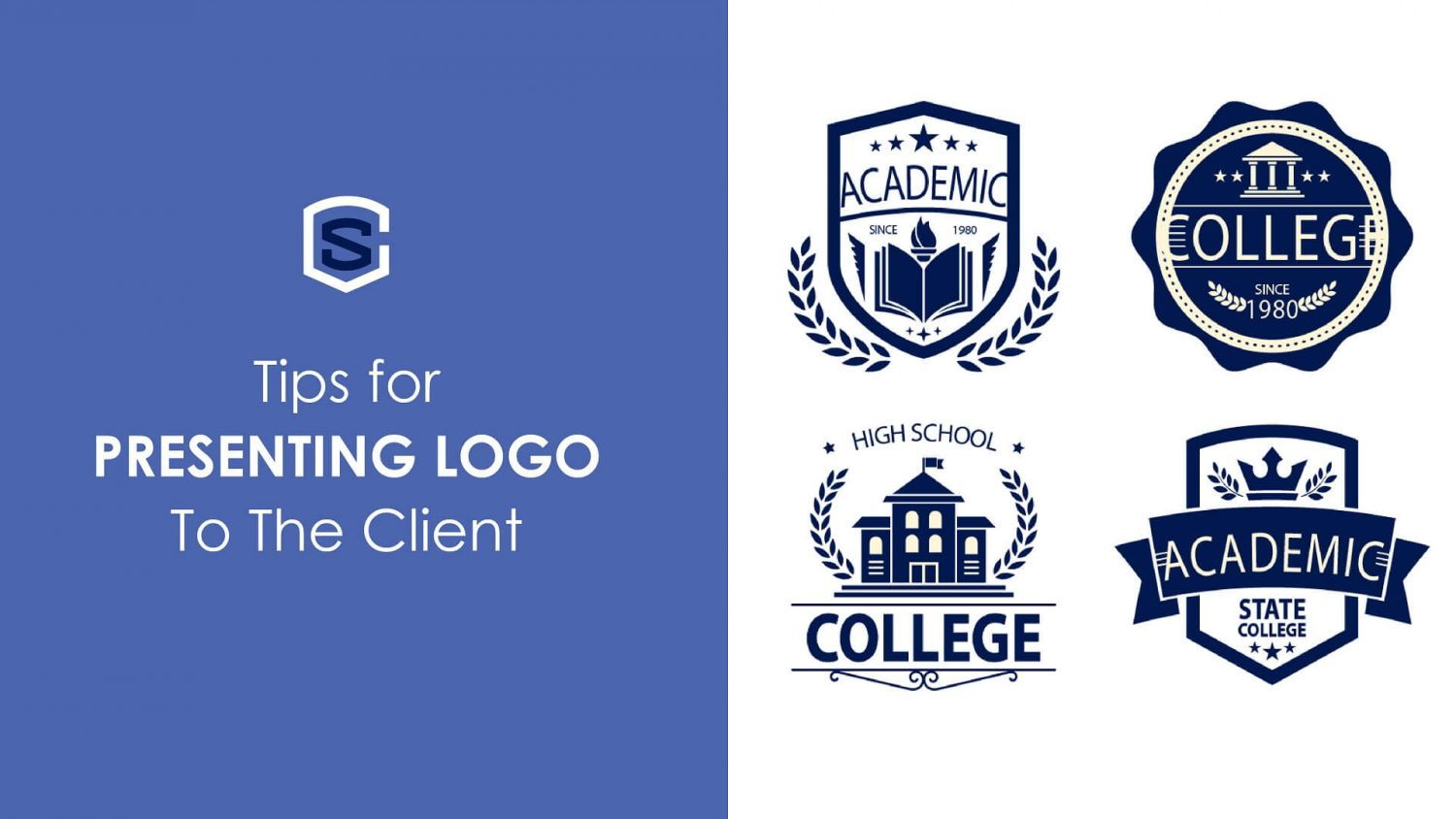 Tips for Presenting Logo to The Client